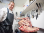 Preparing the Meat